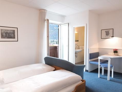 Doppelzimmer-Südbalkon Etschtal 1-1