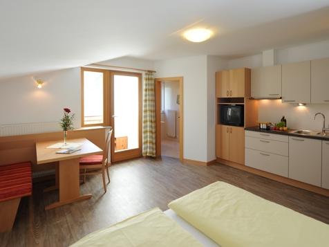 Miniappartement für 2 Personen -2