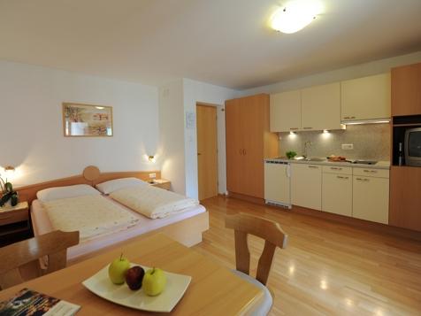 Miniappartement für 2 Personen -4