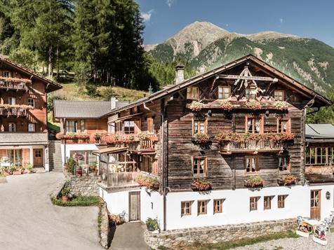 Gasthof Oberraindlhof - Schnals - Meran und Umgebung
