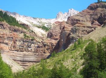 GEOPARC Bletterbach in Aldein/Aldino
