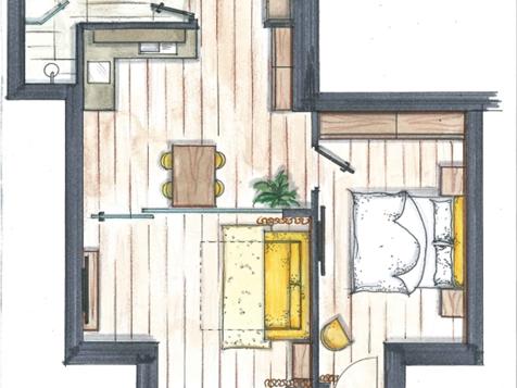 City Apartment-3