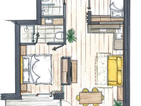 City Suite Family-5