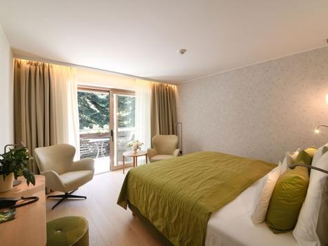 Doppelzimmer Garten 30 m²-1