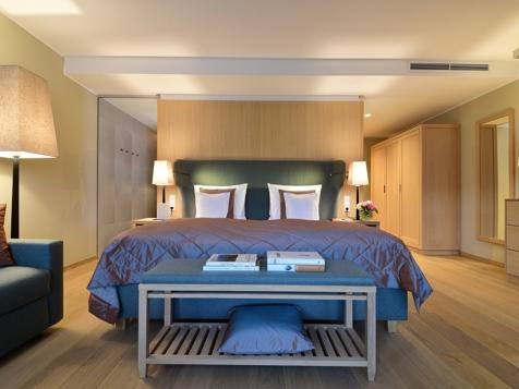 Doppelzimmer Deluxe 40 m²-1