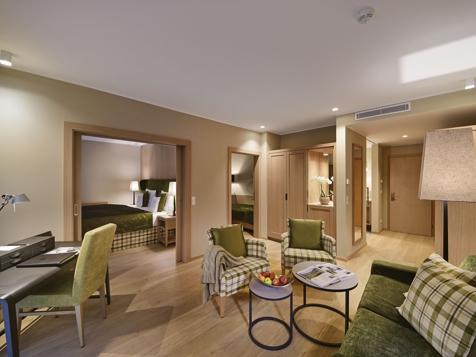 Suite Giardino 60 m²-1