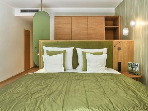 Doppelzimmer Garten 30 m²-2