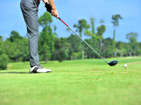 Giocare a golf in Tirolo