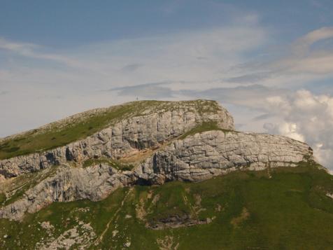 Gipfelkreuz in Serfaus-Fiss-Ladis