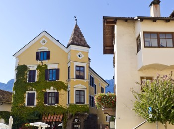 Girlan on the South Tyrolean Wine Route