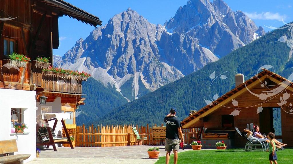 Glinzhof Chalet Natur Resort Agriturismo