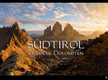 Golden Dolomites