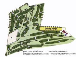 Golf Club Le Vigne Villafranca