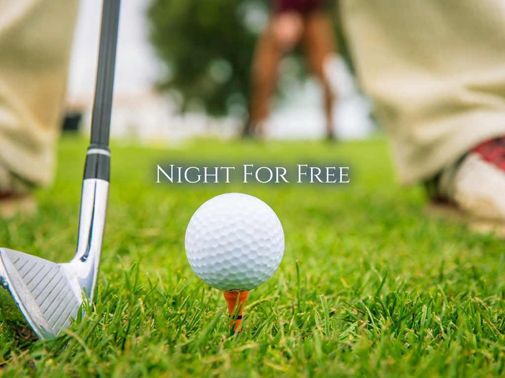 Golf & Relax – 4 nights at the price of 3