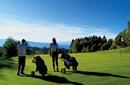 Golfen in den Bergen – Kurzurlaub