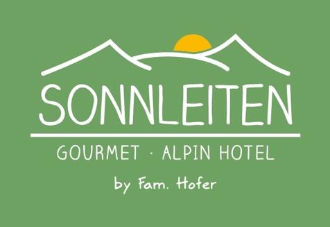 Gourmet Alpin Hotel Sonnleiten Logo