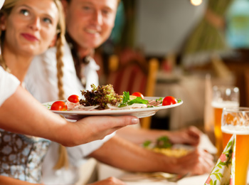 Gourmet restaurants in South Tyrol