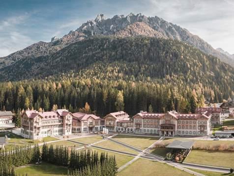 Grand Hotel Toblach