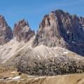 Gröden inmitten der Dolomiten