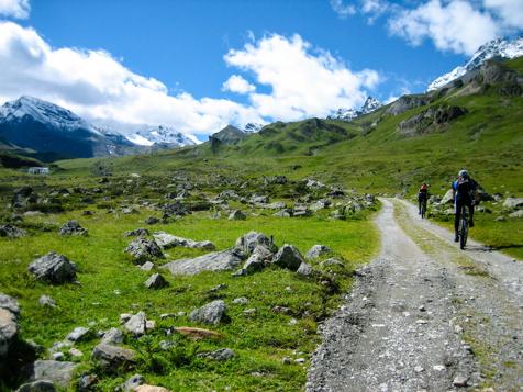 Gruppo Silvretta presso Ischgl