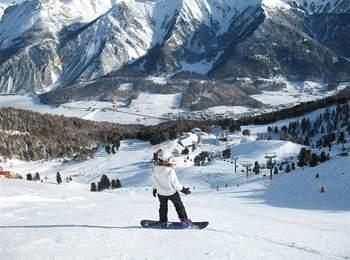 Haideralm skiing area