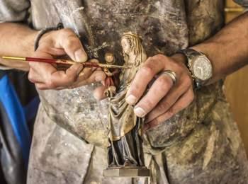 HAPE Sculptures – L'arte dell'intaglio in Val Gardena