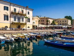 Harbour of Bardolino