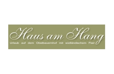 Haus am Hang Logo