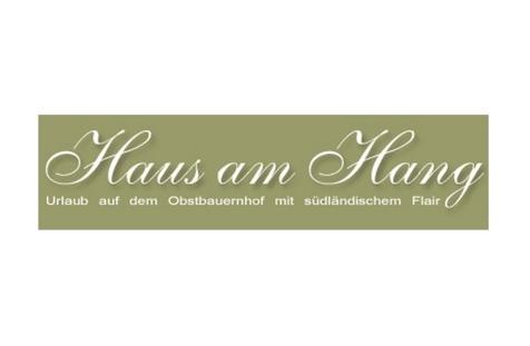 Haus am Hang Logo