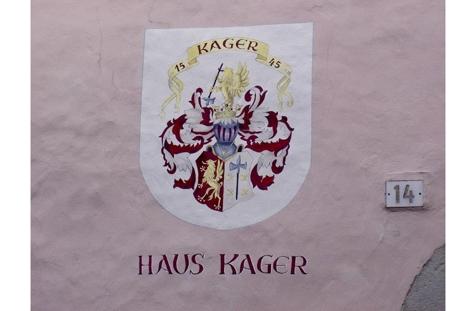 Haus Kager Logo