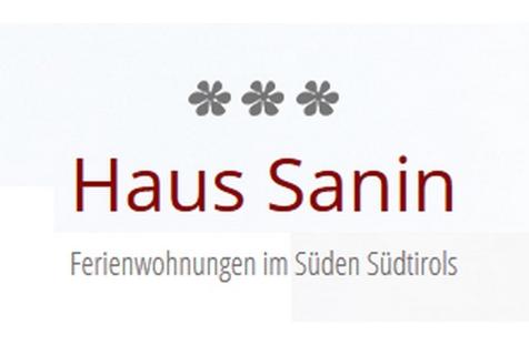 Haus Sanin Logo