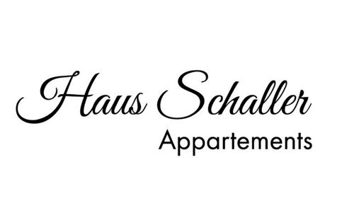 Haus Schaller Logo