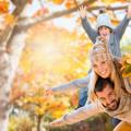 Herbstferien mit Familie