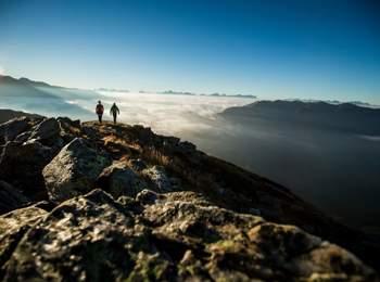 High-alpine tour in Tauferer Ahrntal