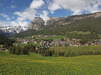 Hiking area Alta Badia