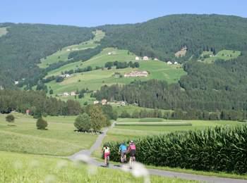 Hiking area Kronplatz