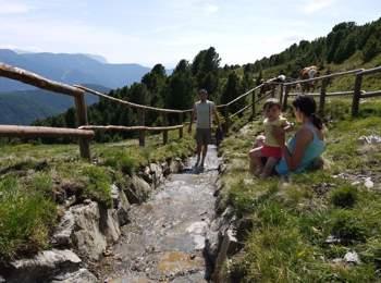 Hiking area Plose