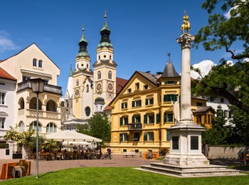 Historical centre of Brixen