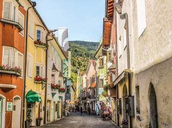 Historical centre of Sterzing