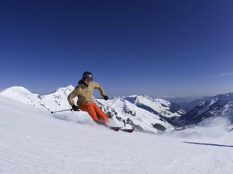 Hochfügen nelle Alpi dello Zillertal