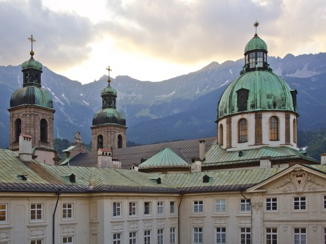 Hofburg a Innsbruck