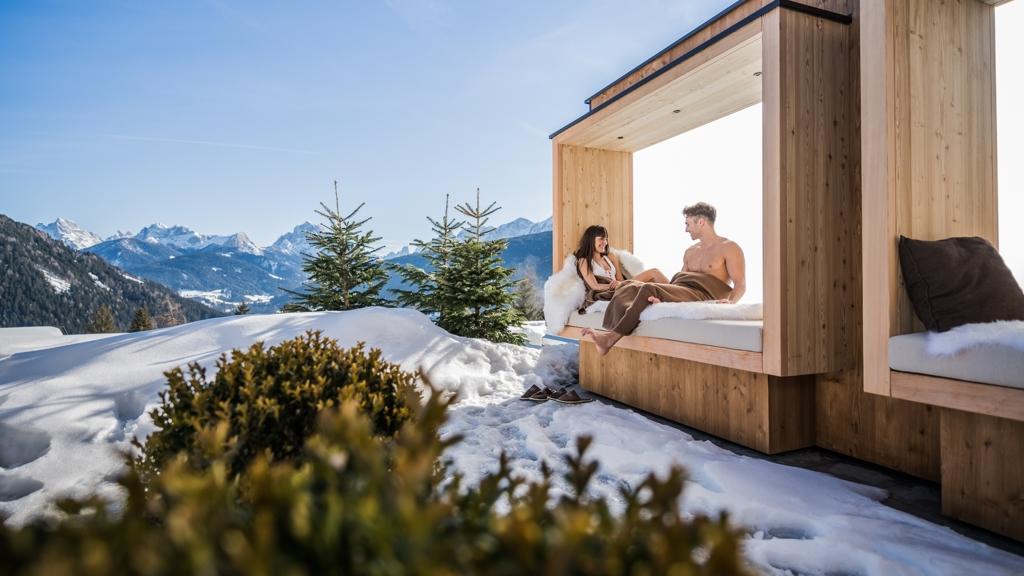 Hotel Alpen Tesitin Panorama Wellness Resort In Welsberg Taisten 5 Sterne Hotel Www Suedtirol Com