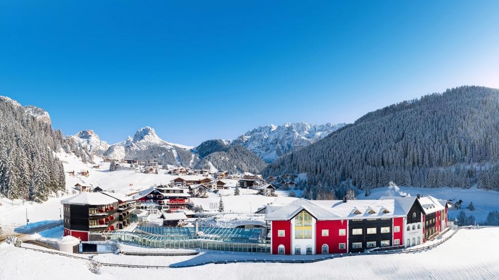 Hotel Alpenroyal di Selva di Val Gardena / Dolomiti - www ...