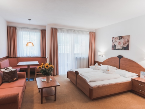 Doppelzimmer Komfort Rosenduft-1