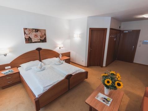 Doppelzimmer Komfort Rosenduft-2