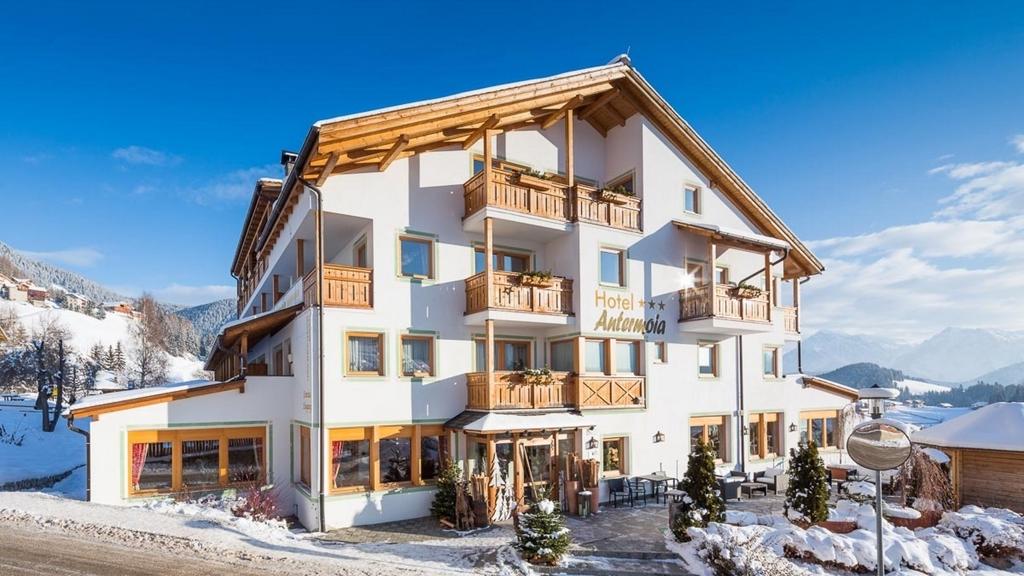 Hotel Antermoia
