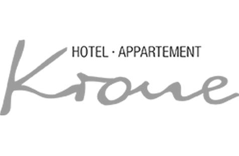 Hotel Appartement Krone Logo