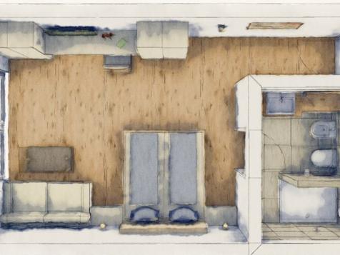 Komfortzimmer Lärche ca. 30m²-6