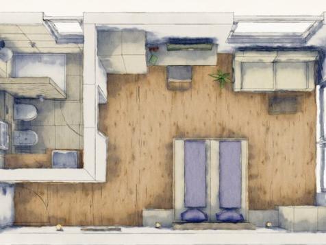 Komfortzimmer Kiefer ca. 30m²-6