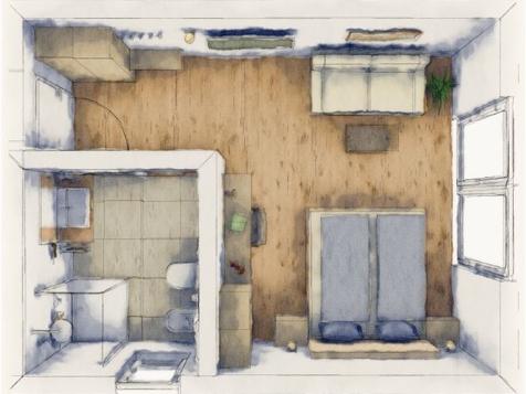 Komfortzimmer Nuss ca. 25-30m²-6